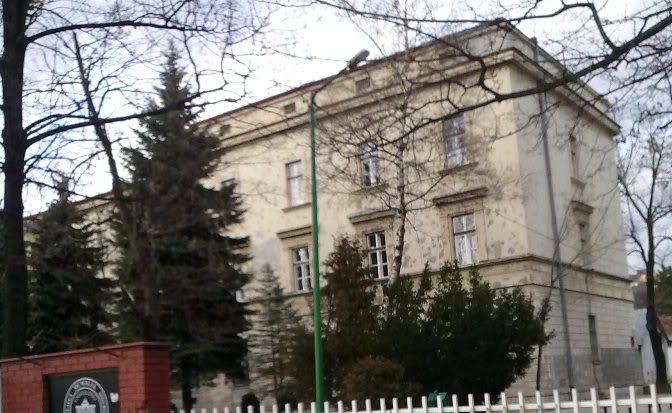 The current building of the Institute for Oriental Studies in Sarajevo